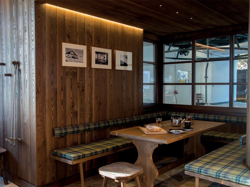 Oasi Zegna - Bar della Panoramica