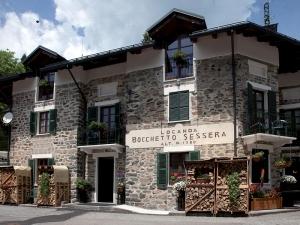 Oasi Zegna - Bar Ristorante Bocchetto Sessera