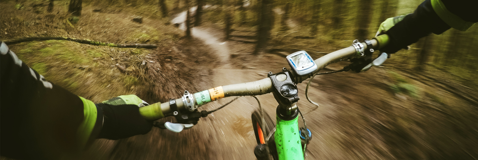 Oasi Zegna - Mountainbike