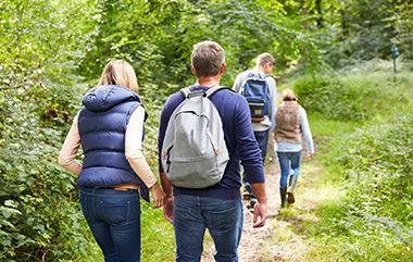 Oasi Zegna - Escursionismo