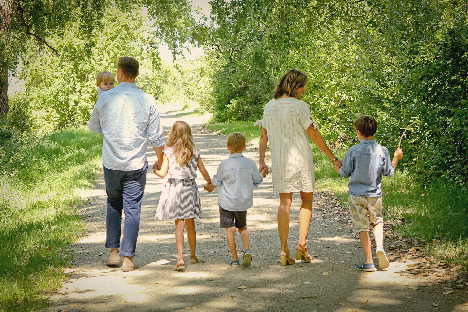 Oasi Zegna - Famiglia