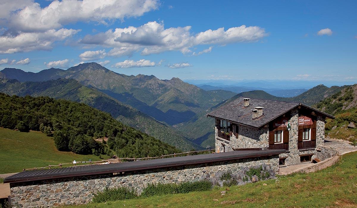Oasi Zegna - Albergo Agriturismo Alpe Moncerchio