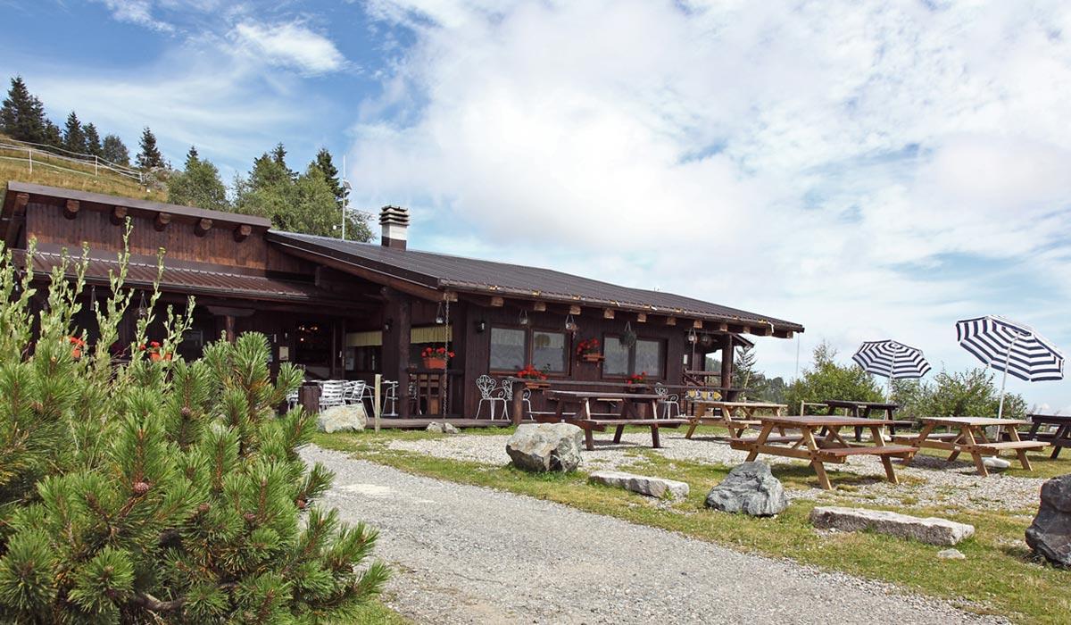 Oasi Zegna - Bar Ristorante Al Maneggio