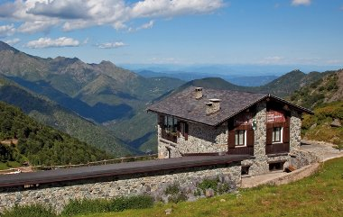 Oasi Zegna - Dove Dormire - Agriturismo Alpe Moncerchio - Generica
