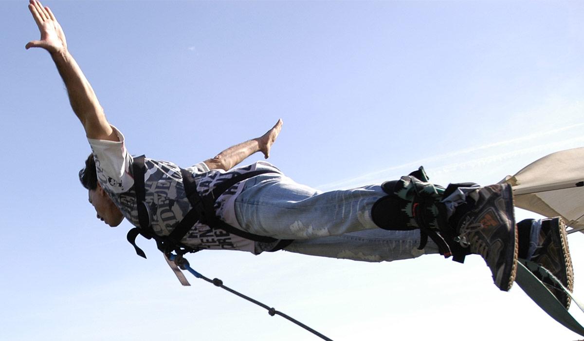 Oasi Zegna - Bunjee Jumping