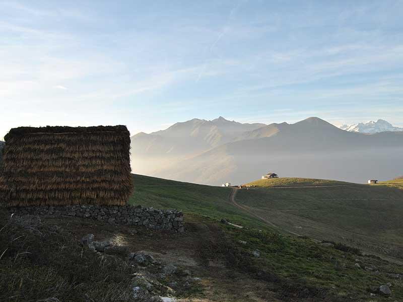 Oasi Zegna - Didattica Carabo presso Moncerchio