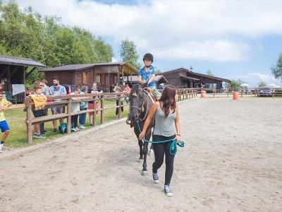 Oasi Zegna - Equitazione
