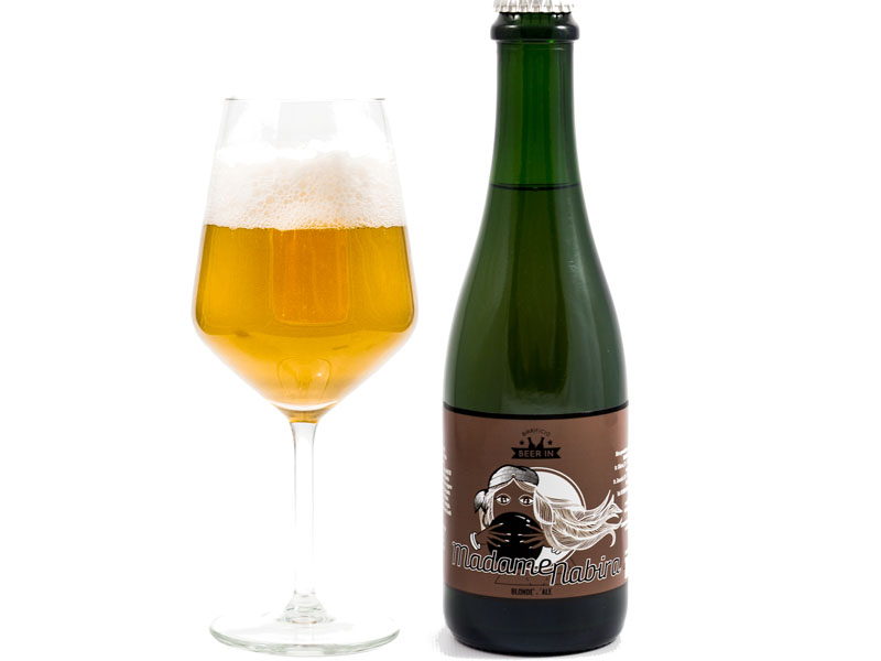 oasi zegna - beer in - birra madame nabira