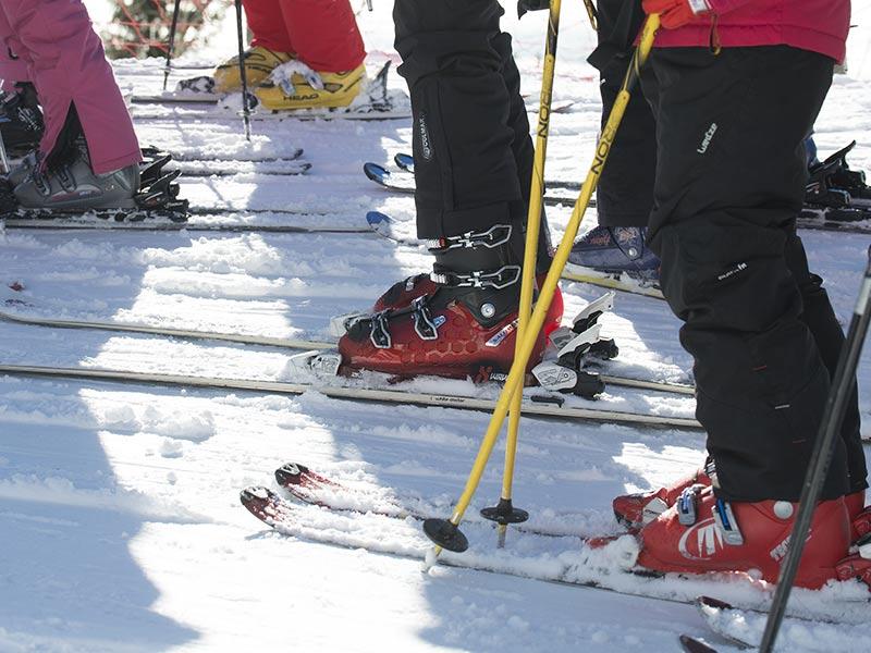 oasi zegna - noleggio attrezzatura per sport invernali