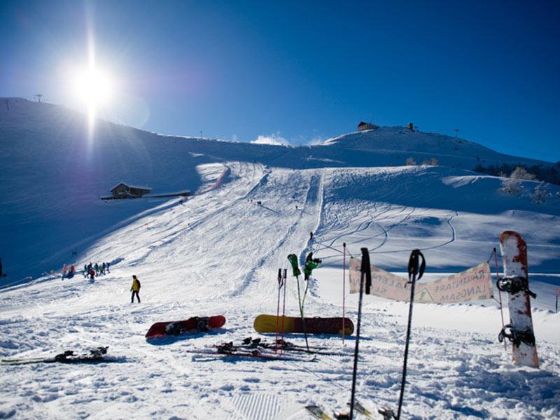 oasi zegna - sci alpino e snowboard