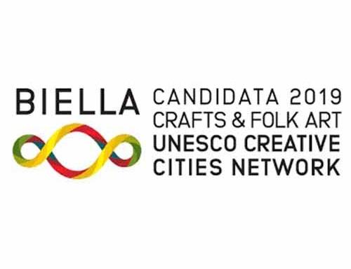 Sostegno candidatura di Biella alla rete Città Creative Unesco